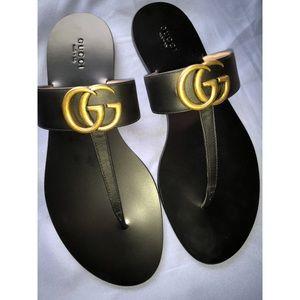 Gucci 'GG' Marmont Sandal